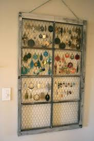 best 25 frame jewelry organizer ideas on pinterest diy jewelry