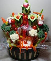 vegetarian gift basket edible fruit basket ideas fruit bouquets alternative gift