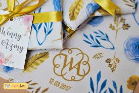 wedding gift bandung kravitavi wedding favors gifts in bandung bridestory