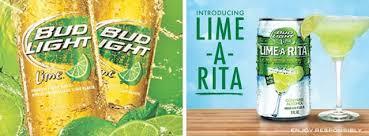 Bud Light Margaritas Bud Light Lime Has New Take On The Margarita With U0027lime A Rita
