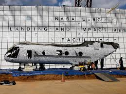 nasa to crash test helicopter to study safety nasa