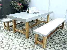 cement table and bench cement patio table and benches gamenara77 com