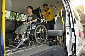 Comfort Maxi Cab Charges Wheelchair Transport U0026 Transfers Service Singapore Wheelchair