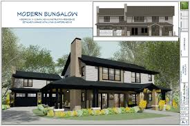 modern house design plans simple floor s for above garage view