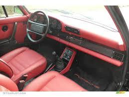 1987 porsche 911 slant nose 1987 black porsche 911 slant nose turbo coupe 24128349 photo 23