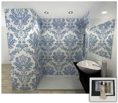 Putz Im Badezimmer Individuelle Wandgestaltung Mit Mosaik Wandfliesen