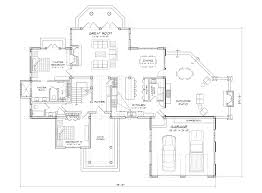 westcliffe log cabin floor plan