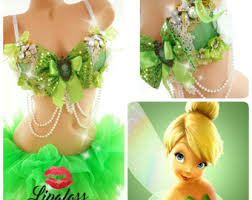 tinkerbell costume etsy