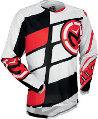 jersey motocross moose racing s7 m1 jersey motocross jerseys red white moose
