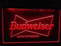 bud light light up sign cooler full of bud light king of beers pinterest bud light