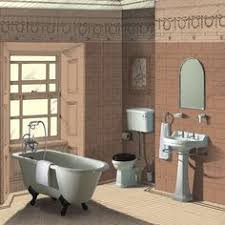 Edwardian Bathroom Ideas Colors It Was Common To Bathe In Your Bedroom So If You Think Your Full