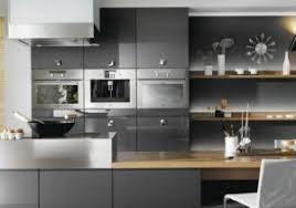 cuisine en bois gris cuisine en bois frene luxe armoires de cuisine contemporaine en
