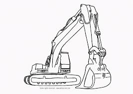 construction coloring pages getcoloringpages