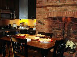 articles with kitchen fireplaces designs tag classy kitchen
