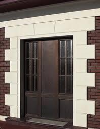 profili per porte cornici per porte esterne portoni ingresso e archi per portali