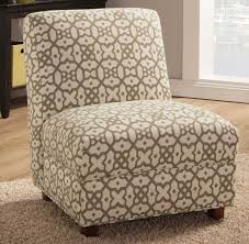Upholstered Accent Chair Armless Upholstered Accent Chair Coaster 902526