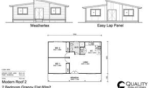 Two Bedroom Granny Flat Floor Plans 23 Wonderful Two Bedroom Floor Plans Architecture Plans 27907