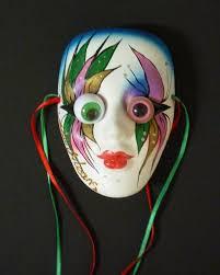 mardi mask mutated mardi mask sculpture by douglas fromm