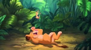 lion king 1 1 2 parenthood timon open