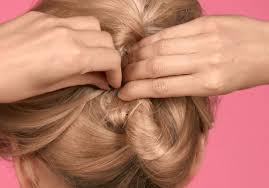large hair pleats how to do a french pleat tutorials superdrug