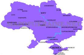 map of cities map of ukraine pictures of ukraine
