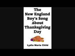 the new boy s song about thanksgiving day audiobook