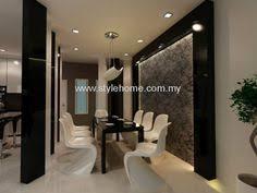 Johor Bahru JB Malaysia Entrance Design Interior Design