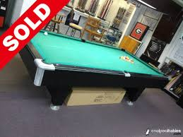 kasson pool table prices used 9 kasson pool table with with commercial grade construction