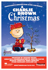 brown christmas poster tickets a brown christmas secret theatre ticketing