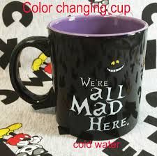 capsulone mark color changing cup coffee cup ceramic creative mug