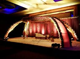 wedding stage decoration bangalore wedding decorations flower