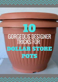 Succulent Planters For Sale by Here Are 10 Gorgeous Designer Tricks For Your Dollar Store Pots