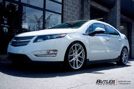 chevrolet volt chevrolet volt with 20in tsw geneva wheels exclusively from butler