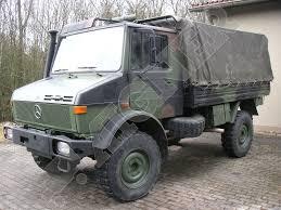 mercedes benz unimog u1300l 4x4 aigner trucks