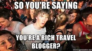 Meme Blogs - travel blogs