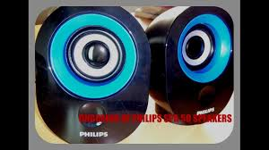 unboxing of philips spa 50 speakers best sounding speaker in rs