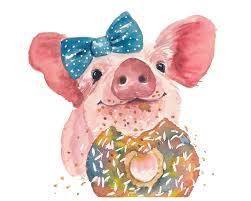pigs google clip art painting art