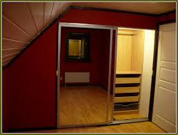 closet mirror doors repair home design ideas