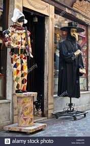 venice carnival costumes for sale sales of carnival costumes in venice veneto italy stock photo