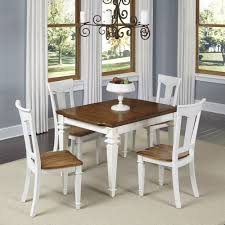 americana kitchen island dining table with four chairs walmart com