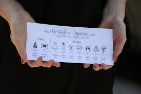 Wedding Itinerary For Guests Today On The Bridal Boutique Wedding Itinerary By Pomp Creative