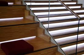 modern stair lighting u2014 new home design new technology stair