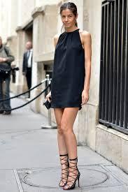 le fashion two ways barbara martelo little black dress lace