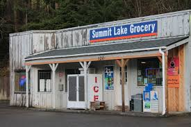 Washington travelers images Washington travelers stop at the summit lake grocery store jpg