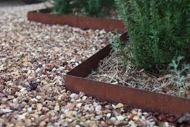 Garden Path Edging Ideas Create Garden Border Edging Home Decor And Design