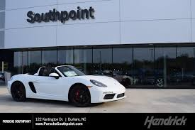convertible porsche new porsche durham inventory