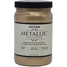 ralph lauren paint gold regent metallics finish 1 gallon house