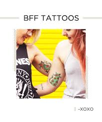 33 best tattoos matching ideas for your bff