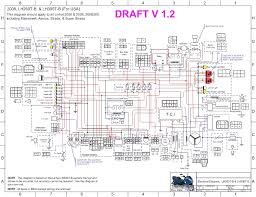 honda xrm rs 125 electrical wiring diagram with saleexpert me