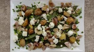 chataigne cuisine salade de pois gourmands aux châtaignes la tendresse en cuisine